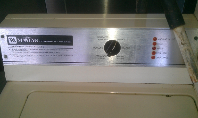 Maytag Top Load Washers Commercial Coin Operated
