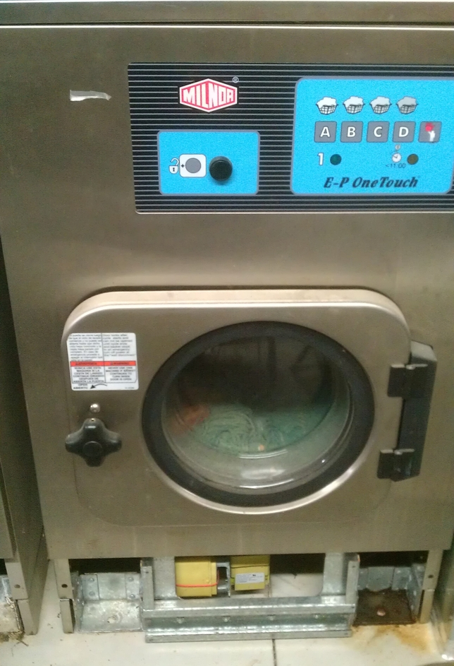 Milnor 20lb Double Load Washers Pre Owned Commercial