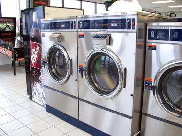 dexter t1200 80lb washer pre owned commercial laundry equipment dexter t1200 80lb washer big door